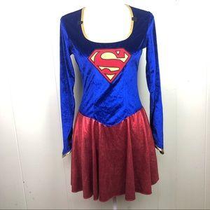 Supergirl Dress Belt XS Costume Only (No Cape)